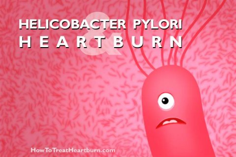 Helicobacter pylori and Heartburn