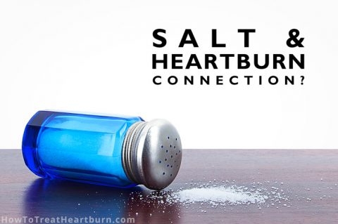 Does Salt Cause Heartburn?