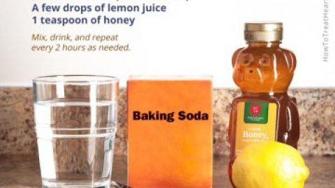 Baking Soda Kills Heartburn