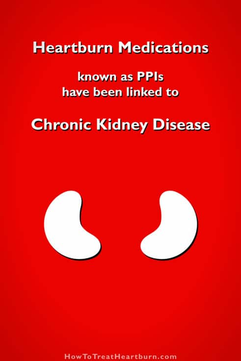 PPIs and Chronic Kidney Disease