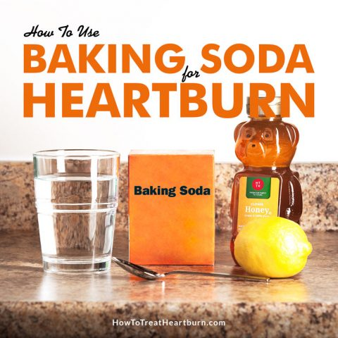 How To Use Baking Soda For Heartburn Relief With Recipes