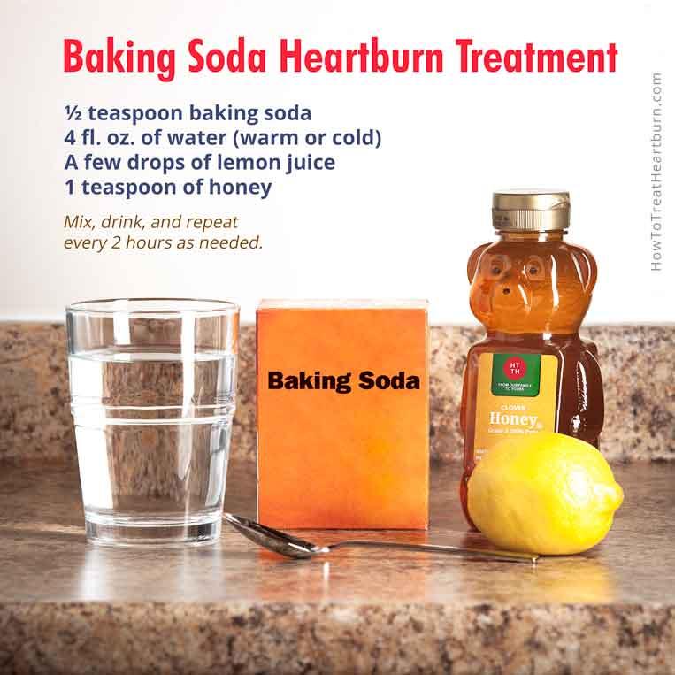 how to help heartburn pain