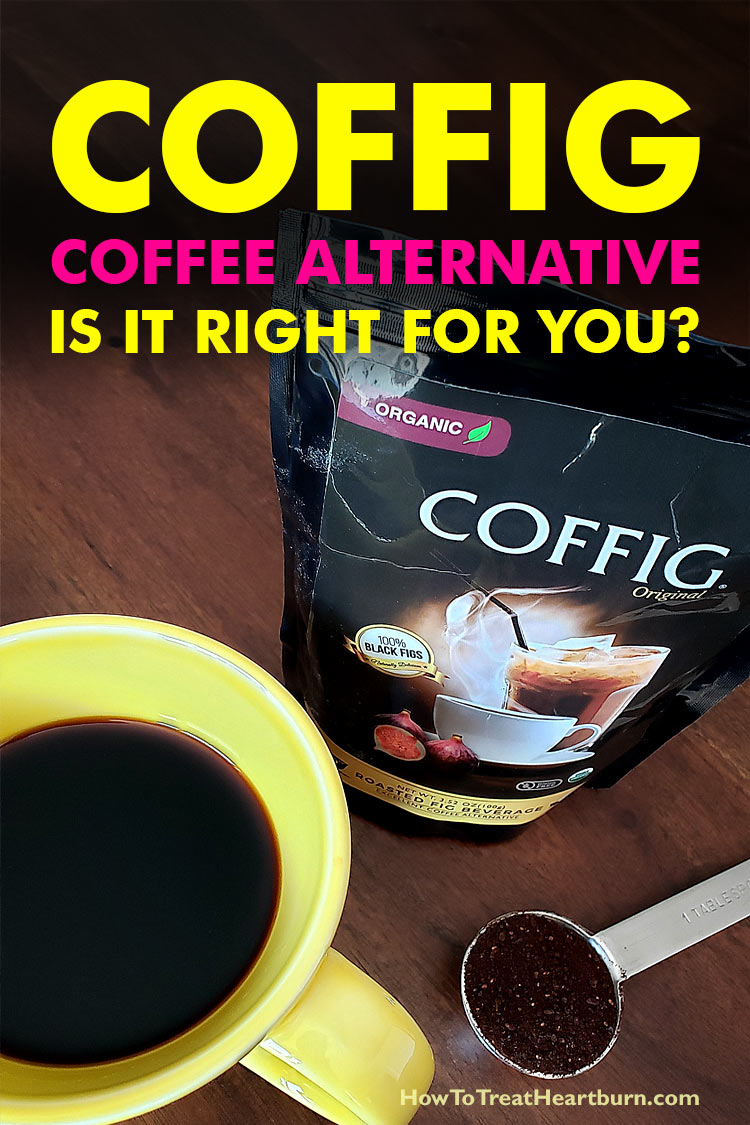 Coffig is a delicious coffee alternative that provides your coffee experience without harmful caffeine side effects. Coffig is 100% roasted Black Mission Figs. Is Coffig the right coffee replacement for you? One ingredient, organic, non-GMO, caffeine-free, gluten-free, dairy-free, free of processed sugar, non-acidic, alkaline, gentle on the stomach, rich in antioxidants... #howtotreatheartburn #heartburn #acidreflux #gerd #coffeeheartburn #coffee #coffeealternative
