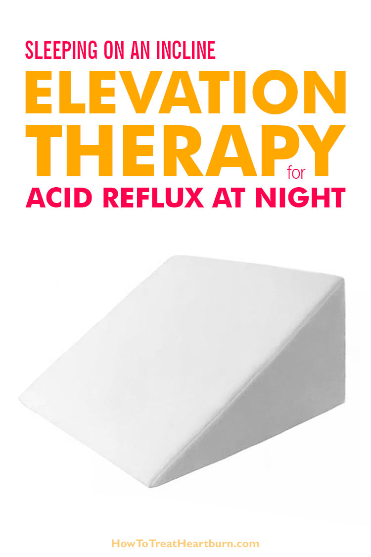 Elevation therapy can prevent acid reflux symptoms like heartburn at night. If you have nighttime acid reflux, consider one of these popular sleep solutions: under mattress wedge, wedge pillow, or adjustable bed. Sleeping on an incline can decrease your risk of acid erosion from acid reflux and GERD. #howtotreatheartburn #heartburn #acidreflux #nighttimeheartburnrelief #nighttimeheartburn #heartburnatnight #wedgepillow #mattresswedge #adjustablebed #adjustablebedframe