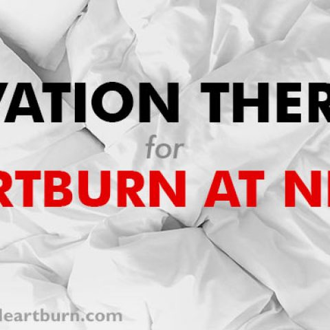 Elevation Therapy For Heartburn At Night: Time To Sleep On An Incline