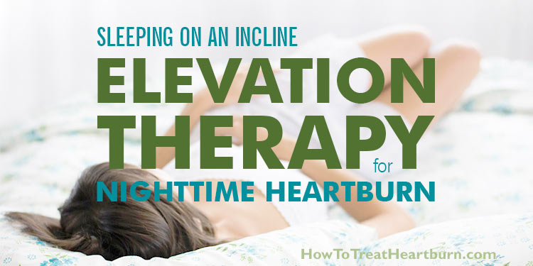 Elevation Therapy for Heartburn at Night - Time To Sleep On An Incline: Elevation therapy can prevent acid reflux symptoms like heartburn at night. If you have nighttime heartburn, consider one of these popular sleep solutions: wedge pillow, under-mattress wedge, or adjustable bed. They can decrease your risk of acid erosion from acid reflux and GERD. #howtotreatheartburn #heartburn #acidreflux #nighttimeheartburn #heartburnatnight #wedgepillow #mattresswedge #adjustablebed #adjustablebedframe