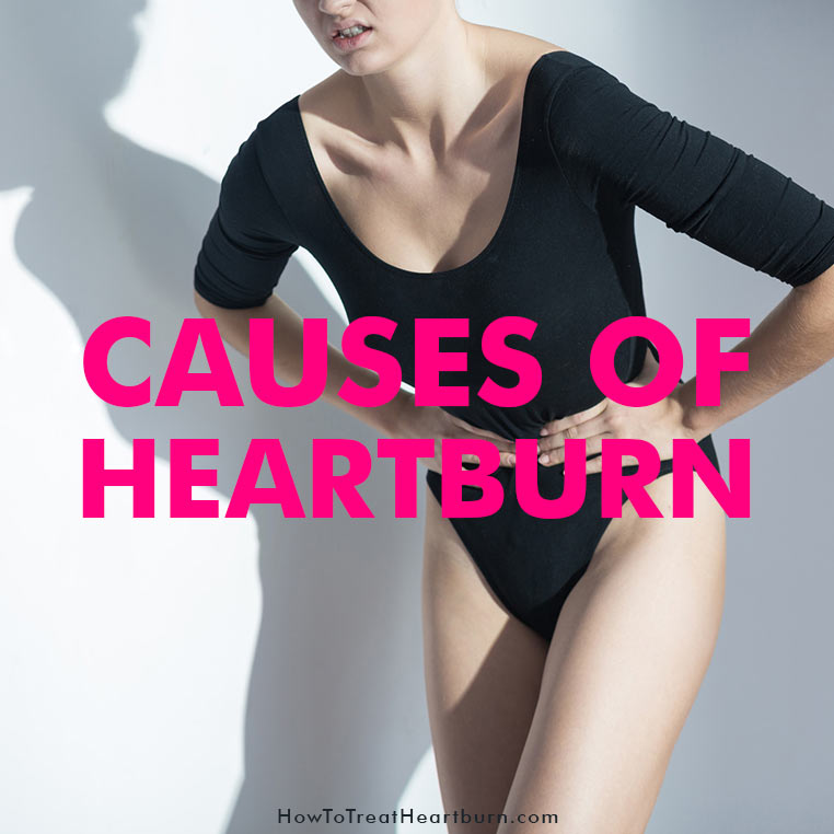 Heartburn Causes: Heartburn is the term used to describe the pain felt when refluxed stomach acid irritates the esophagus and it's one of the many acid reflux symptoms and GERD (gastroesophageal reflux disease) symptoms that affect millions of people on a daily basis. These articles address the many causes of heartburn.