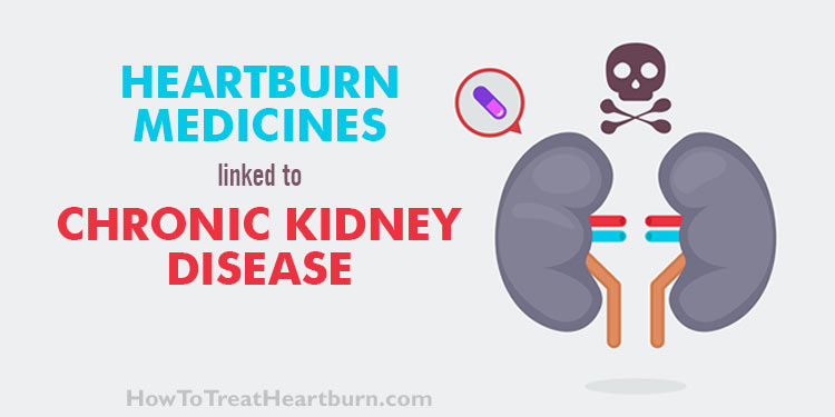 Heartburn medicines known as Proton Pump Inhibitors (PPIs) have been linked to chronic kidney disease (CKD). If you take a PPI for GERD or heartburn you are at greater risk of chronic kidney disease and should know the dangers of these heartburn medications. #howtotreatheartburn #heartburn #acidreflux #chronickidneydisease #ckd #heartburnmedicine #heartburnmedication