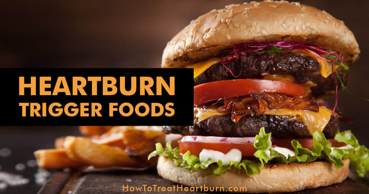 There are foods and drinks that can cause heartburn in the majority of people. These foods are considered to be general heartburn triggers. Do you know which foods are causing your acid reflux symptoms and heartburn symptoms? A proper GERD diet removes these heartburn triggers.