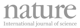 Nature: International Journal of Science