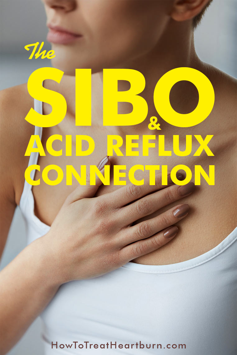 Gas and slowed digestion caused by SIBO causes acid reflux symptoms that can lead to GERD. SIBO treatment can provide relief from acid reflux symptoms like heartburn and serves as an effective remedy for many seeking GERD treatment.
