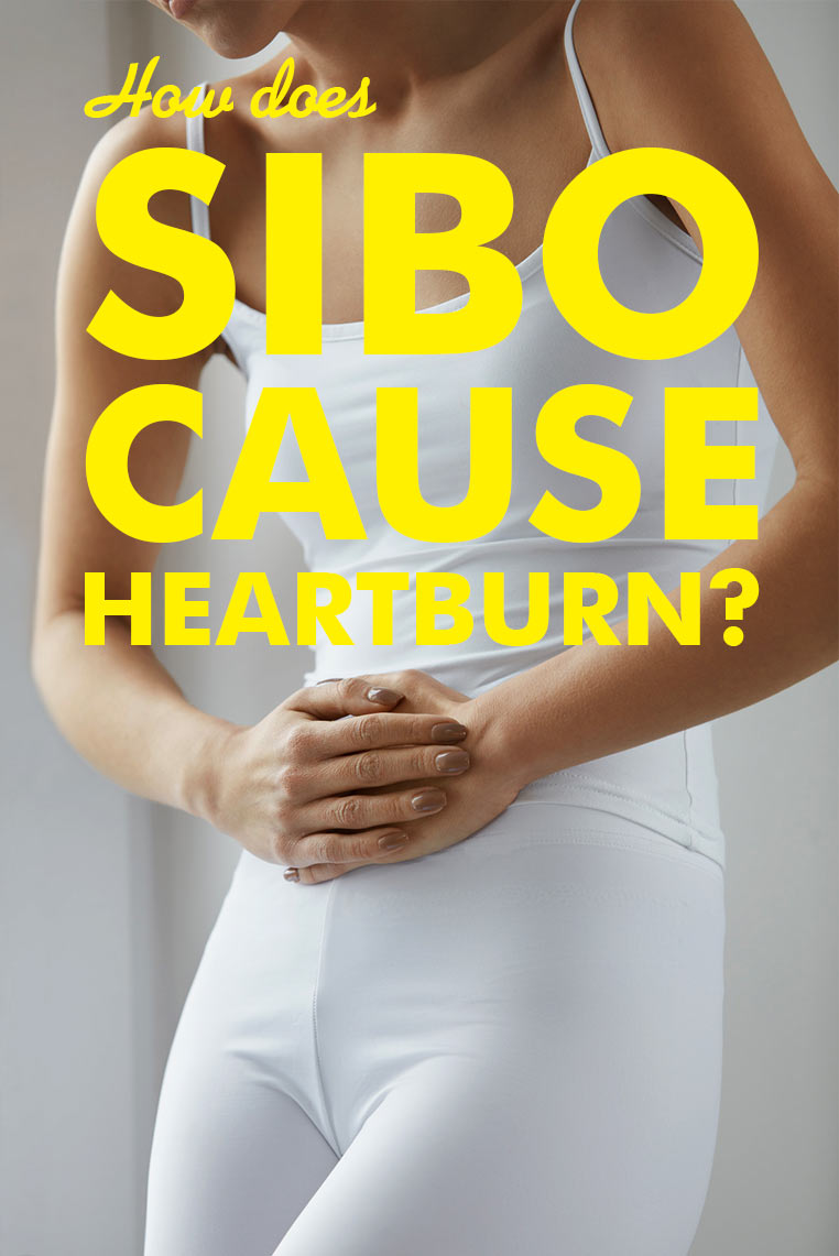 SIBO symptoms can lead to the development of GERD if left untreated. SIBO symptoms like gas, bloating and slowed digestion cause acid reflux symptoms like heartburn. SIBO treatment may effectively serve as an effective GERD remedy for many.