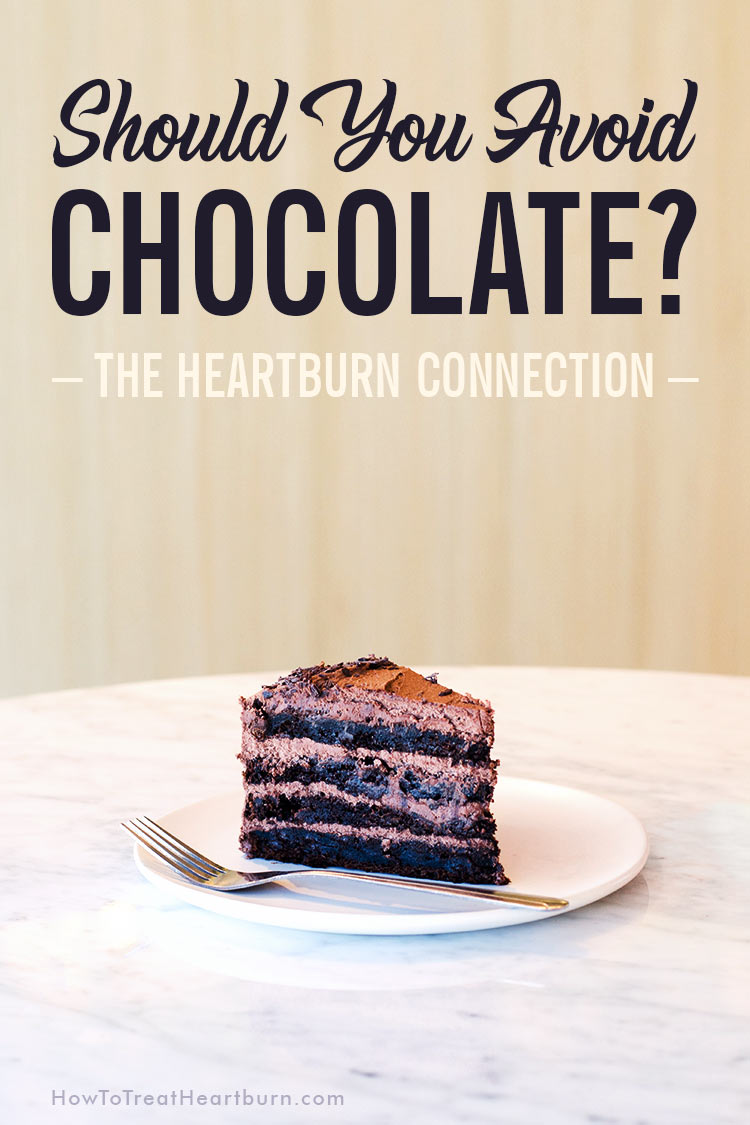Should You Avoid Chocolate? The Heartburn Chocolate Connection: Chocolate is a heartburn trigger food that can cause acid reflux, heartburn, and increase symptoms of (GERD) gastroesophageal reflux disease. #heartburn #heartburnrelief #heartburnremedies #acid #acidrefluxremedies #gerd #chocolate #chocolateheartburn